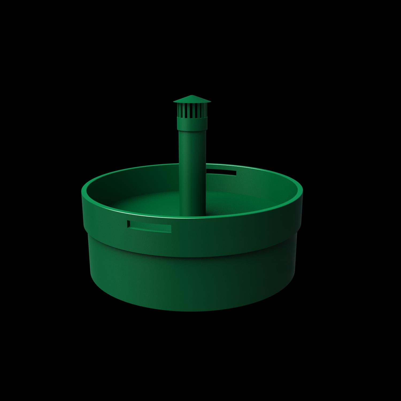 Крышка- клумба для септиков Био и Профи